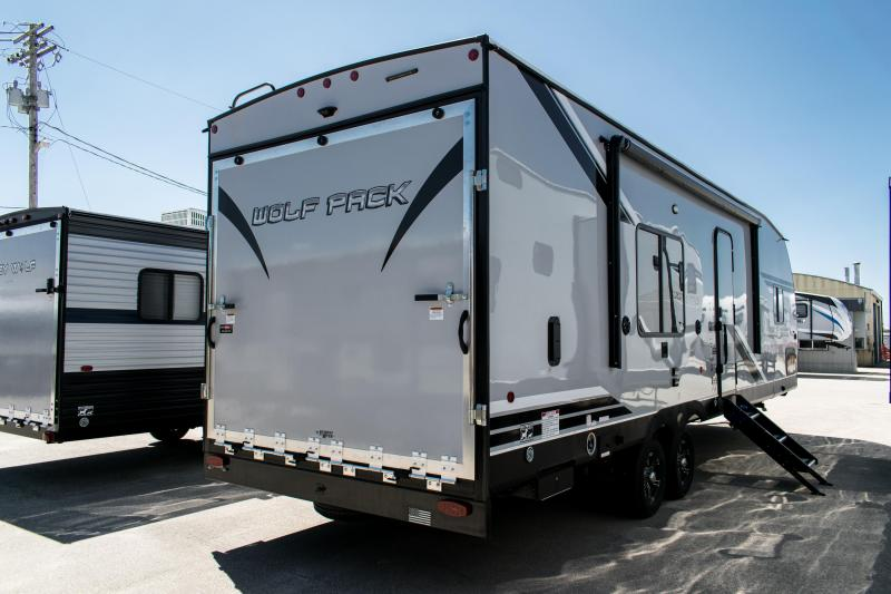 2019 Wolf Pack Limited 23pack15 Toy Hauler