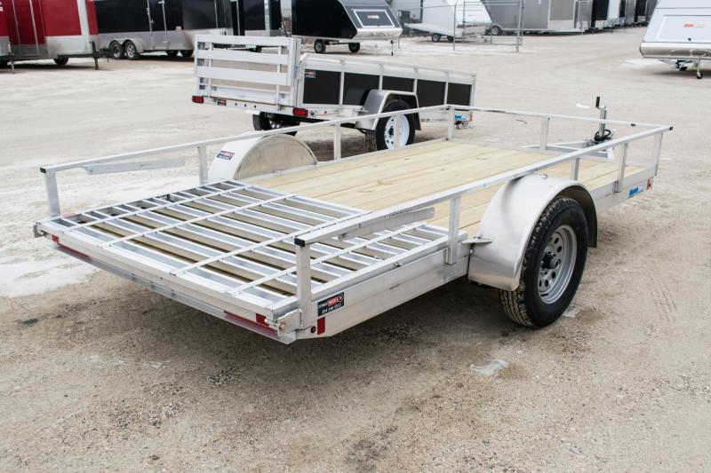 2019 CargoPro Trailers U72 X 12R-W Sprint Utility Trailer