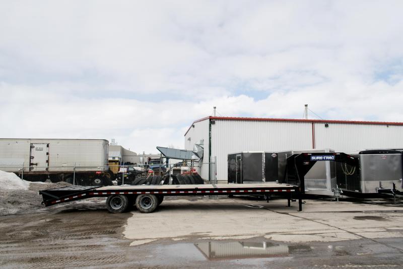 2019 Sure-Trac 8.5x25+5 LowPro Deckover Tandem GN 25.9K