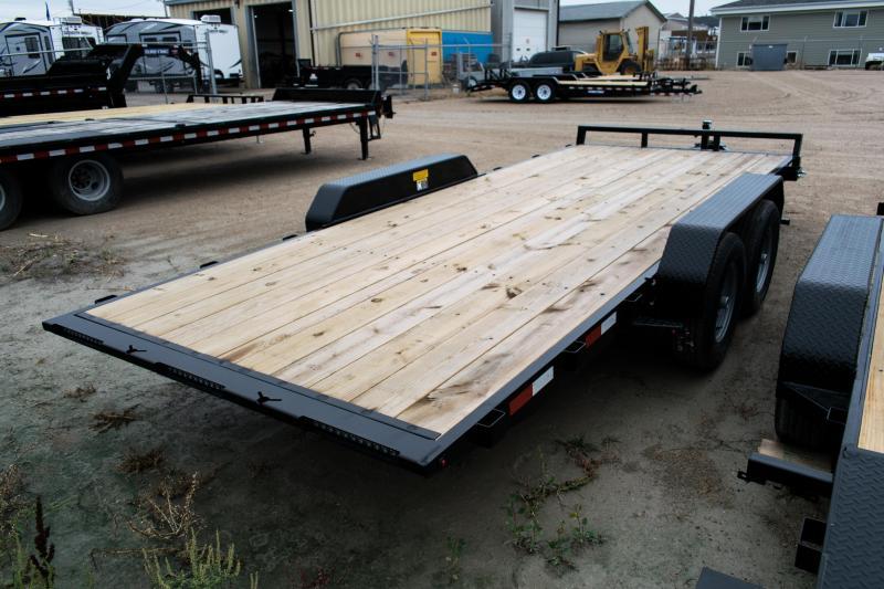 2019 Sure-Trac 7X18 Tilt Bed/Car Hauler 10K