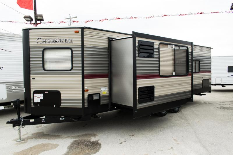 2019 Cherokee Trailers 234VFK Travel Trailer