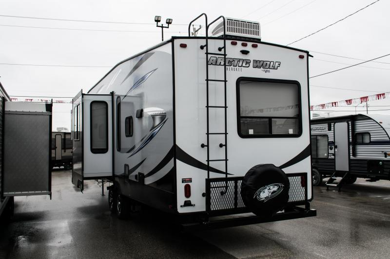 2019 Arctic Wolf Limited 305ML6 5th Wheel Travel Trailer