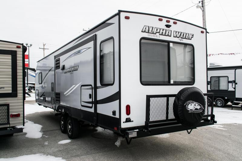 2019 Alpha Wolf Limited 26RL-L Travel Trailer