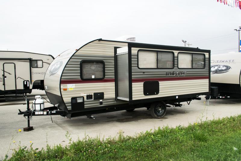 2019 Wolf Pup 18TO Travel Trailer