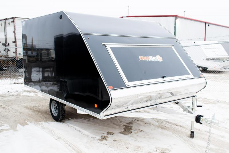 *DEAL OF THE WEEK* 2019 Snopro 101X12 Hybrid Enclosed Snowmobile Trailer