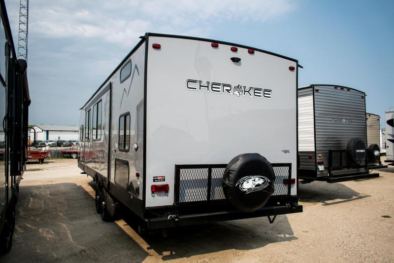 2019 Cherokee Limited 284DBH Travel Trailer