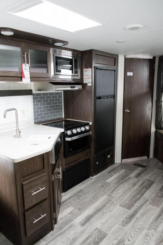 2019 Cherokee Limited 284DBH Travel Trailer