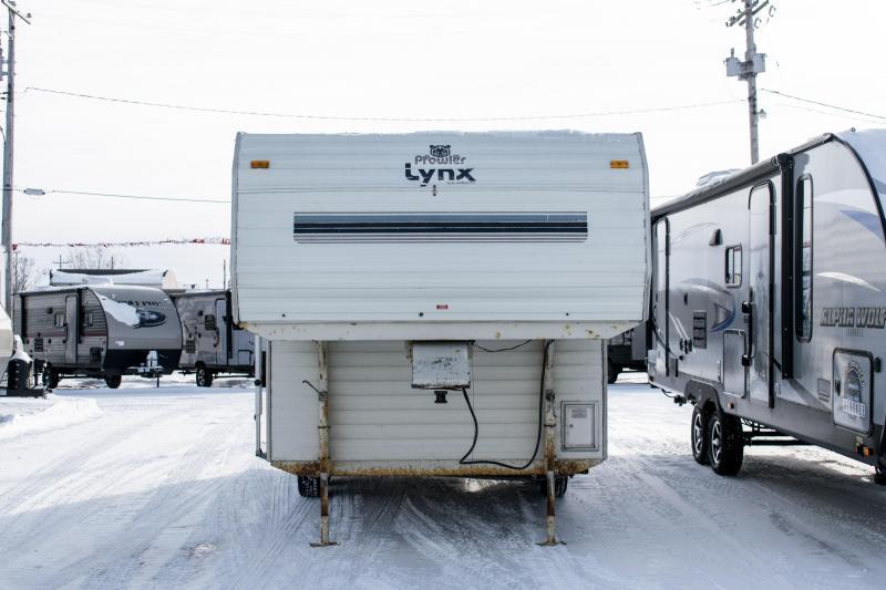 1990 Prowler Lynx 24-5H 5th Wheel Travel Trailer