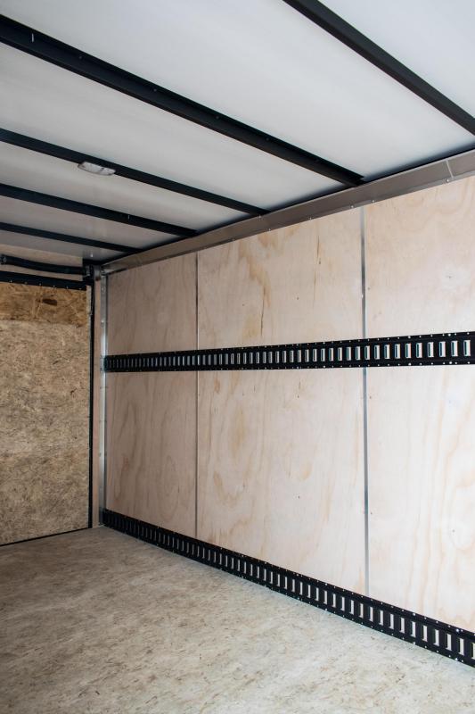 2019 Sure-Trac 7 x 16 Pro Series Wedge Cargo TA 10K Ramp