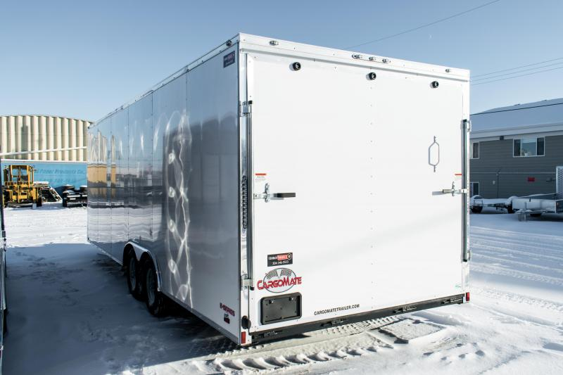 2019 Cargo Mate 8.5 X 24 Enclosed Cargo/Car HaulerTrailer
