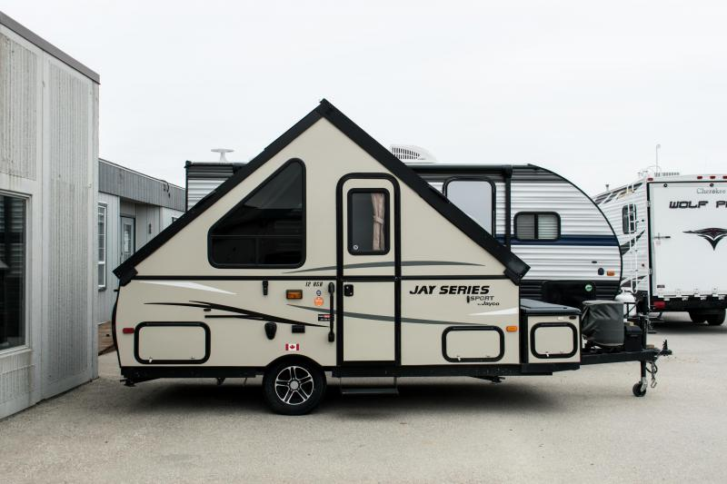 2015 Jayco 12HSB Sport A-Frame Travel Trailer