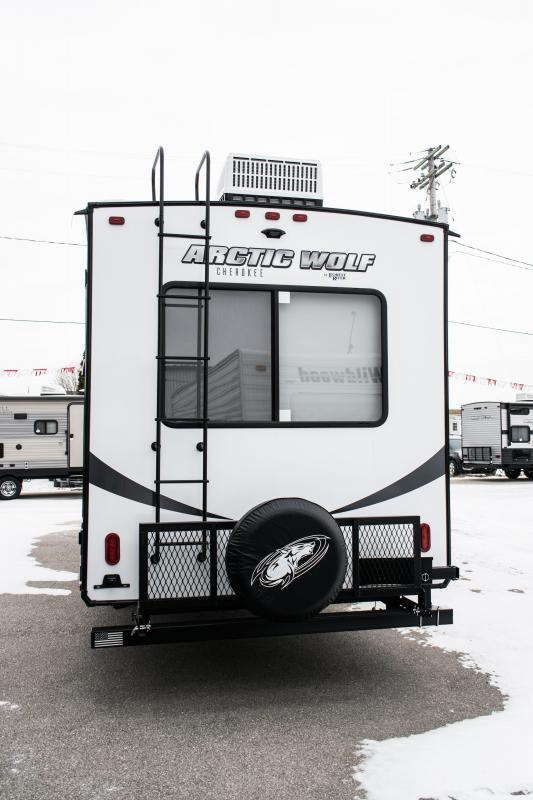 2019 Arctic Wolf Limited  295QSL8 5th Wheel Coach