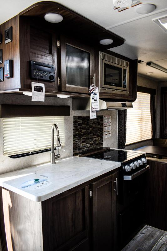 2019 Grey Wolf Limited 19SM Travel Trailer