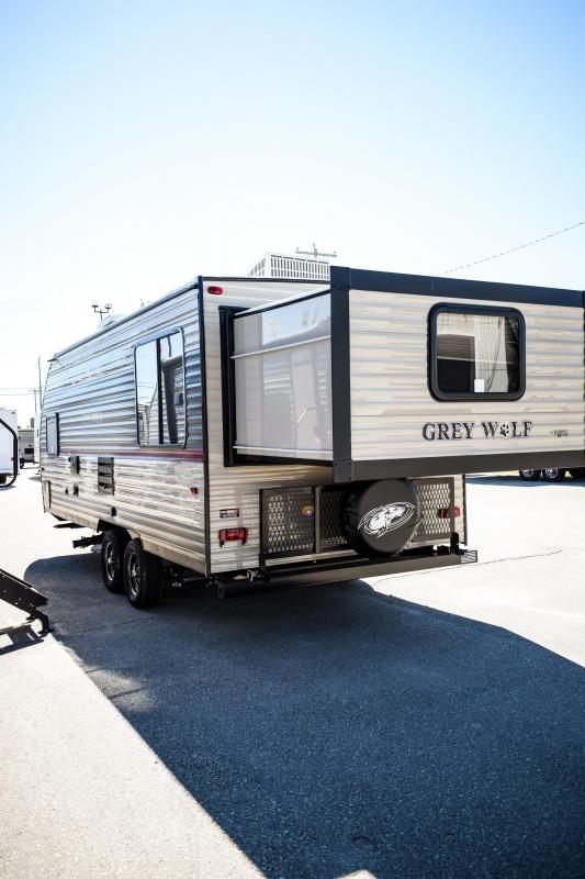 2019 Grey Wolf Limited 19SM Travel Trailer