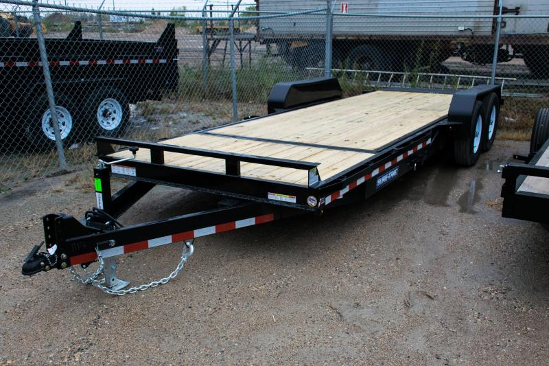 2019 Sure-Trac 7 X 18 + 4 Tilt Bed Equipment 14K