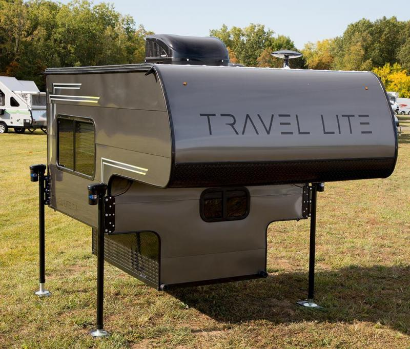 2019 Travel Lite RV 625SL Truck Camper