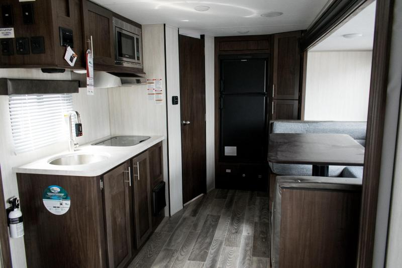 2019 Wolf Pup Limited 16PF Travel Trailer with Adventure Package