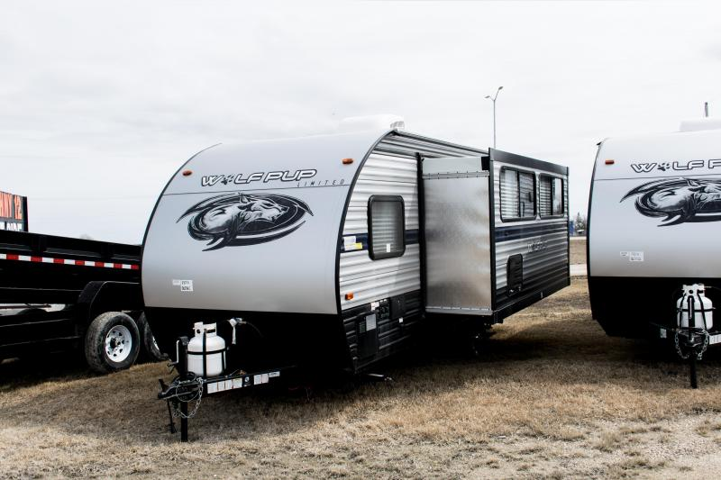 2019 Wolf Pup Limited 18TO Travel Trailer