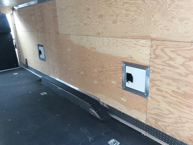 2017 CargoPro Trailers 8.5 x 24 Aluminum Enclosed Car Hauler