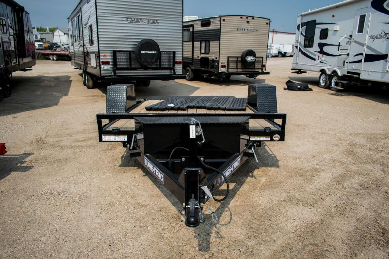 2019 Sure-Trac 78 IN x 12 Tilt Bed Equipment 7.8K