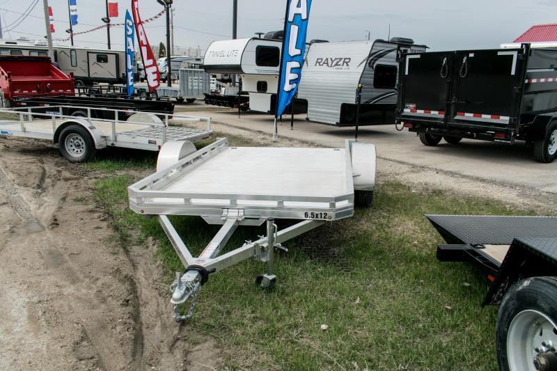 2019 CargoPro Trailers U 6.5X12 FA Tilt Utility Trailer