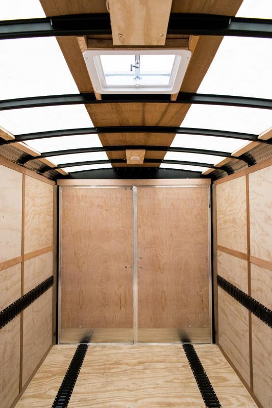 2019 Cargo Mate Blazer 7 X 12 Enclosed/Cargo 7K