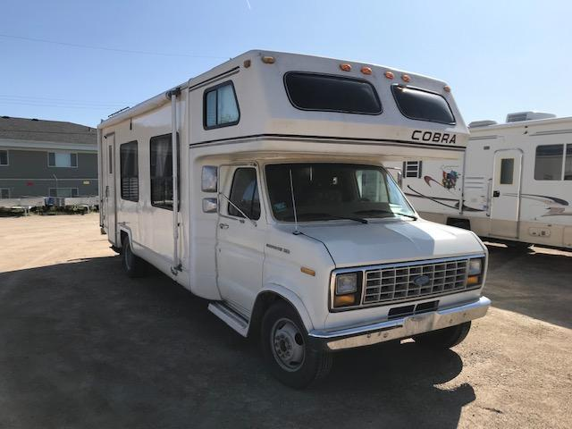 1986 Cobra Motorhome Class C Ford Chassis 24'