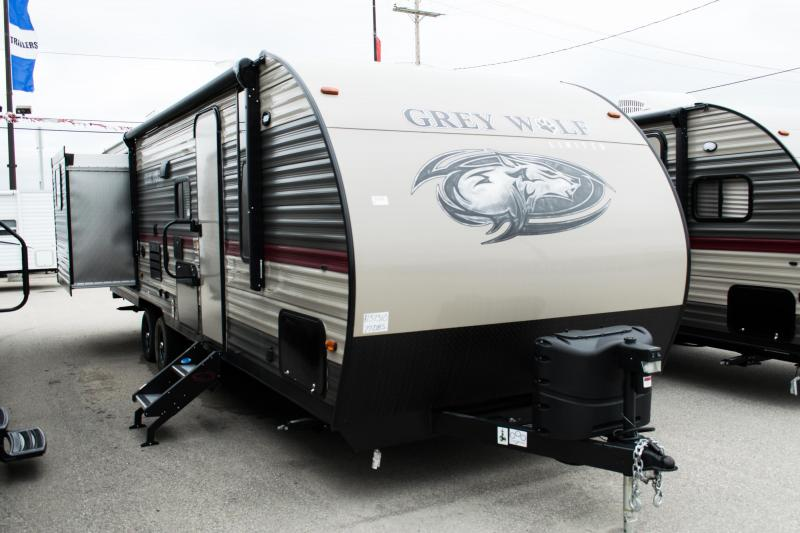 2019 Grey Wolf Limited 27DBS Travel Trailer