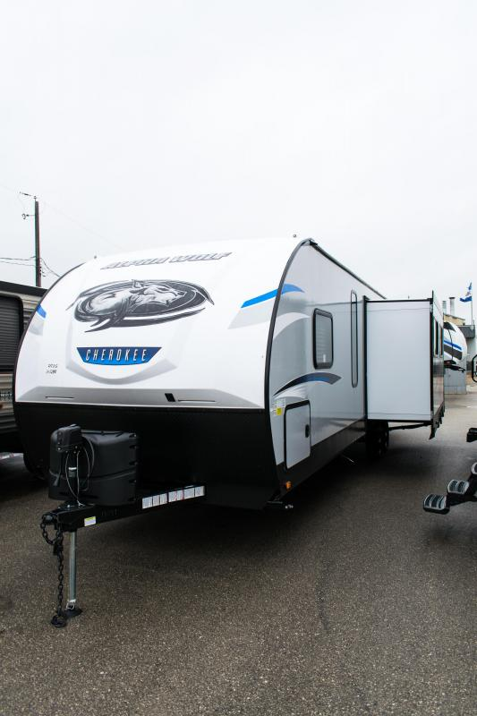 2019 Alpha Wolf Limited 29DQ-L Travel Trailer
