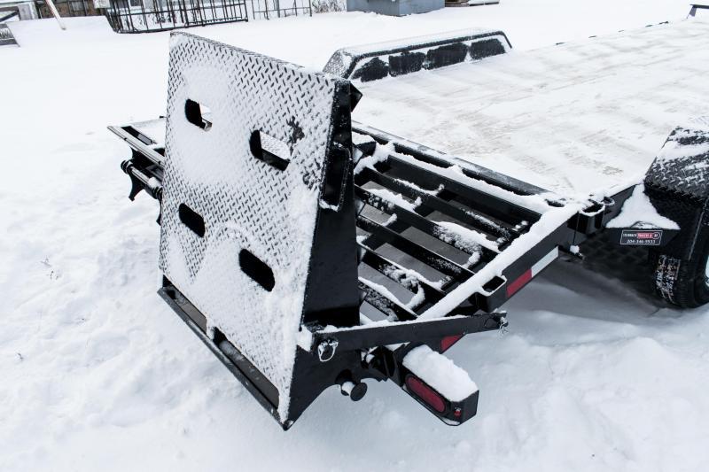 2019 Sure-Trac 7 x 17+3 Implement HD Univ Ramp 14K
