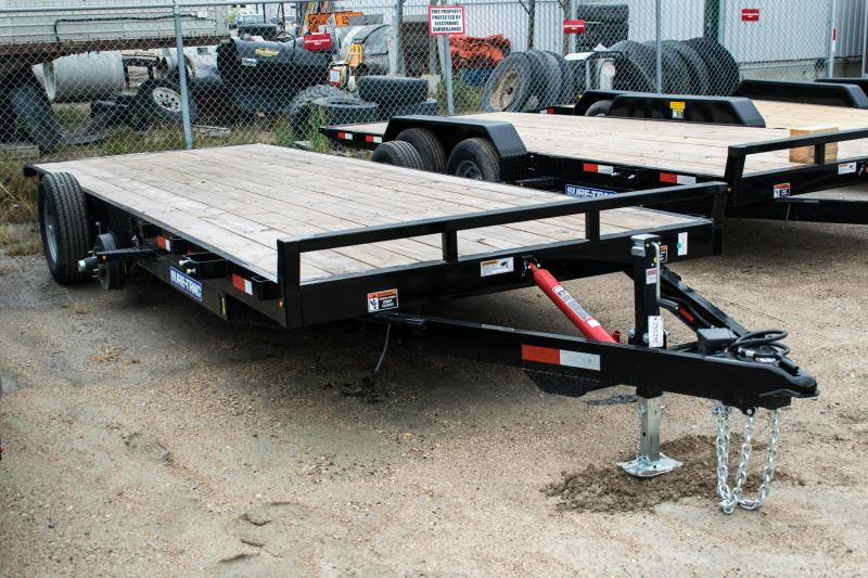 2018 Sure-Trac 7 X 20 Tilt Bed/Car Hauler 10K