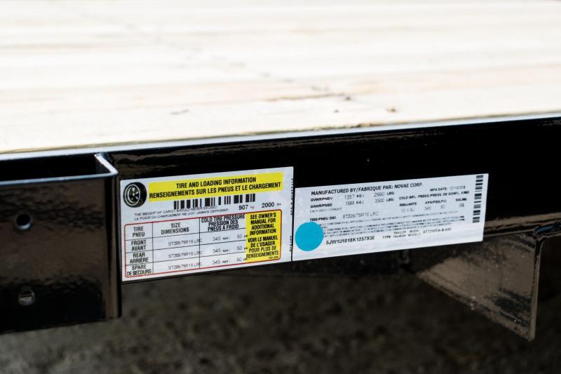2019 Sure-Trac 6 X 10 Tube Top Utility 3k Idler