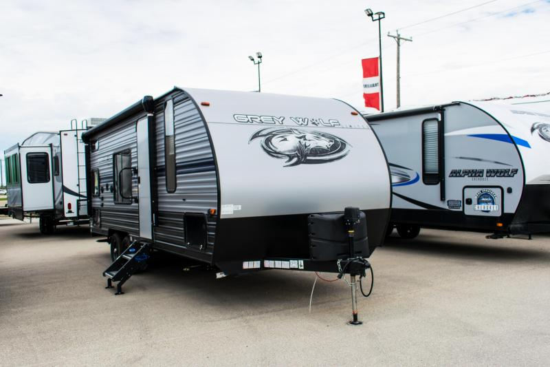2020 Grey Wolf Limited 22MKSE Travel Trailer