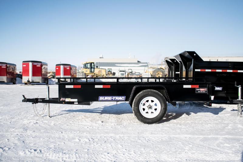 2019 Sure-Trac 5 x 10 Steel High Side 3k Idler