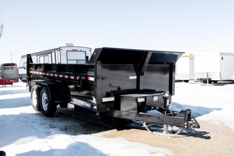 2019 Sure-Trac 82 IN X 14 LP 14K Scissor Dump
