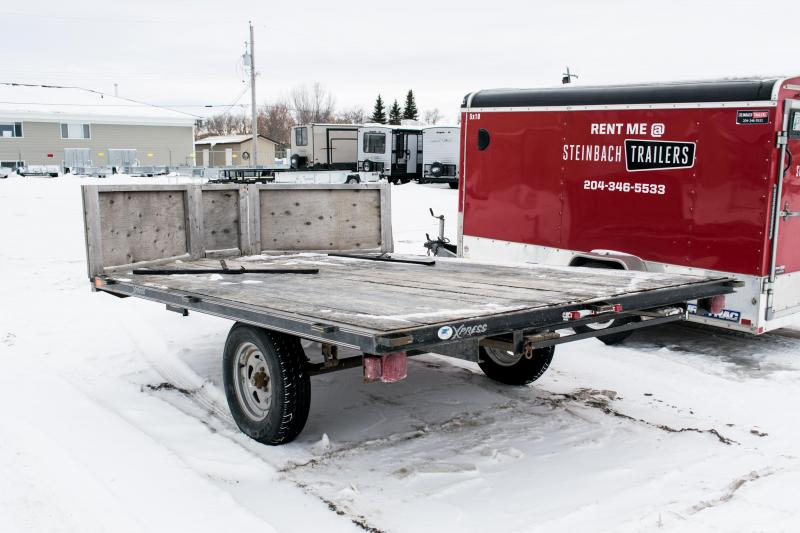 2009 Other Rainbow Express Snowmobile Trailer