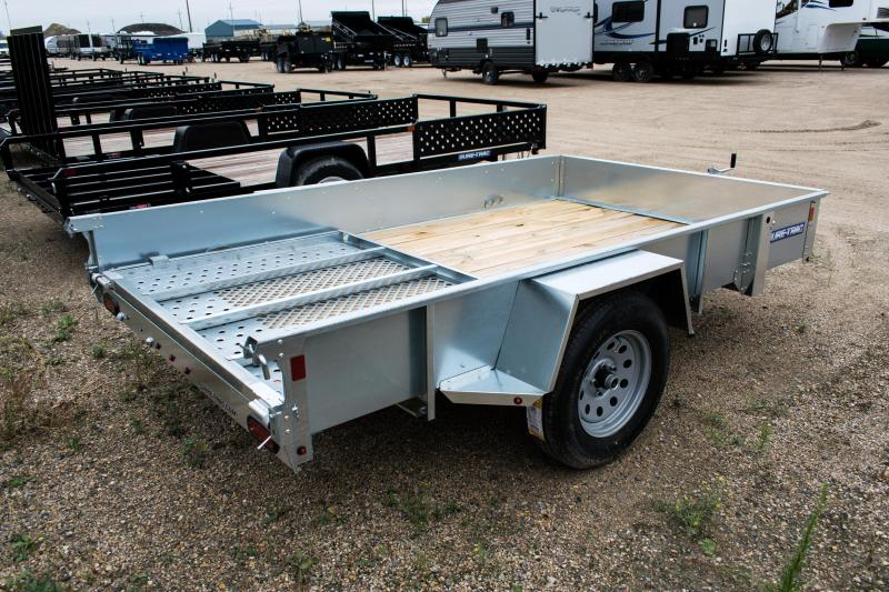 2019 Sure-Trac 6 x 10 Galvanized High Side 3k Idler