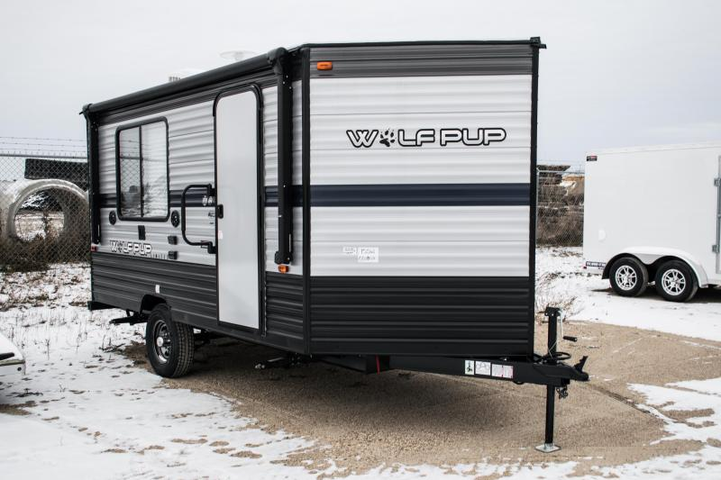 2019 Wolf Pup Limited 15SW Travel Trailer