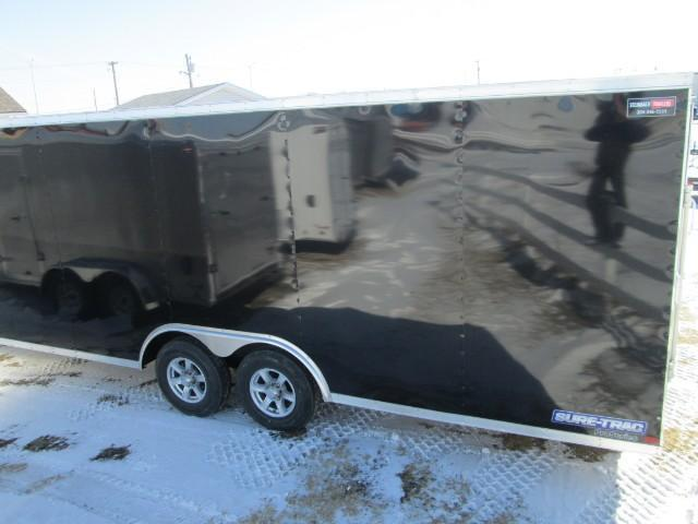 2017 Sure-Trac STWCH Commercial Wedge Front 8.5X24 Car Hauler