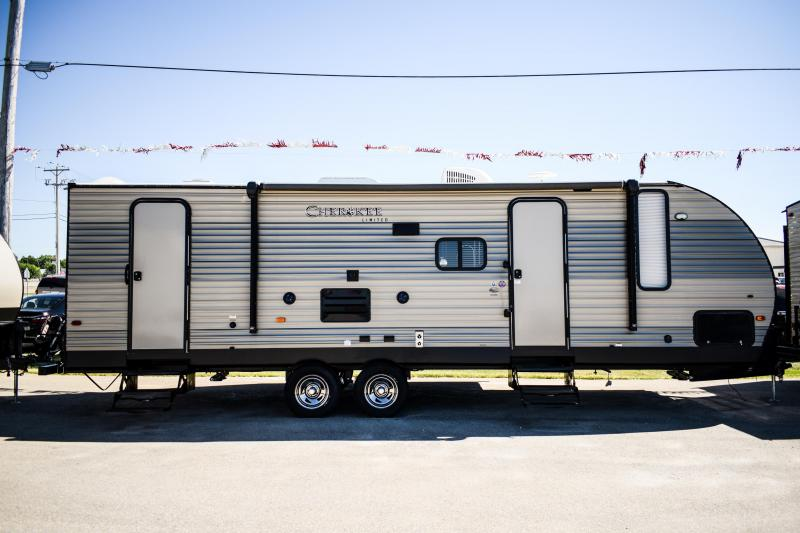 2018 Cherokee 274DBH Limited Travel Trailer