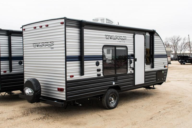 2019 Wolf Pup Limited16FQ Travel Trailer