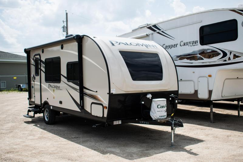 2018 Palomino Palomini 182SK Travel Trailer RV