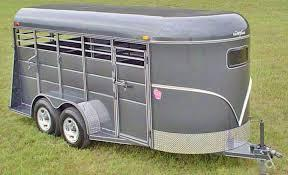 1987 SS Duraline Two Horse Trailer