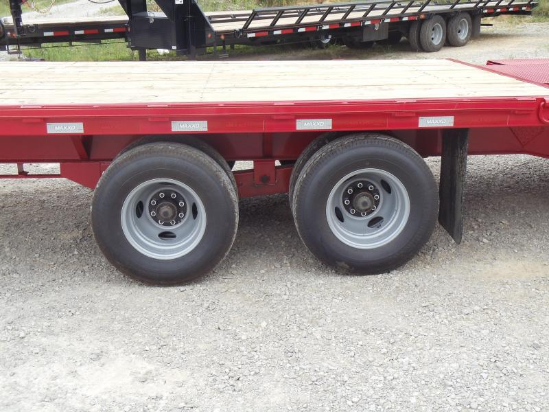 2017 Maxxd Trailers GDX10230 Flatbed Trailer
