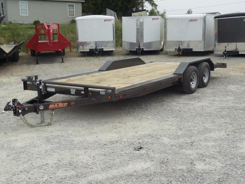 2017 Maxxd Trailers C5X 10220 Car / Racing Trailer