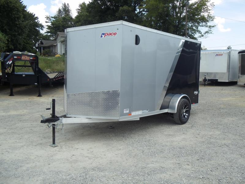 2016 Pace American AEW6X12SI2 Enclosed Cargo Trailer