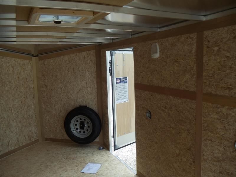 2017 Ameralite ATTX716TA2 Enclosed Cargo Trailer