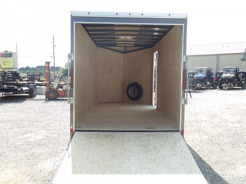 2017 US Cargo ULAFTX716TA2 Enclosed Cargo Trailer