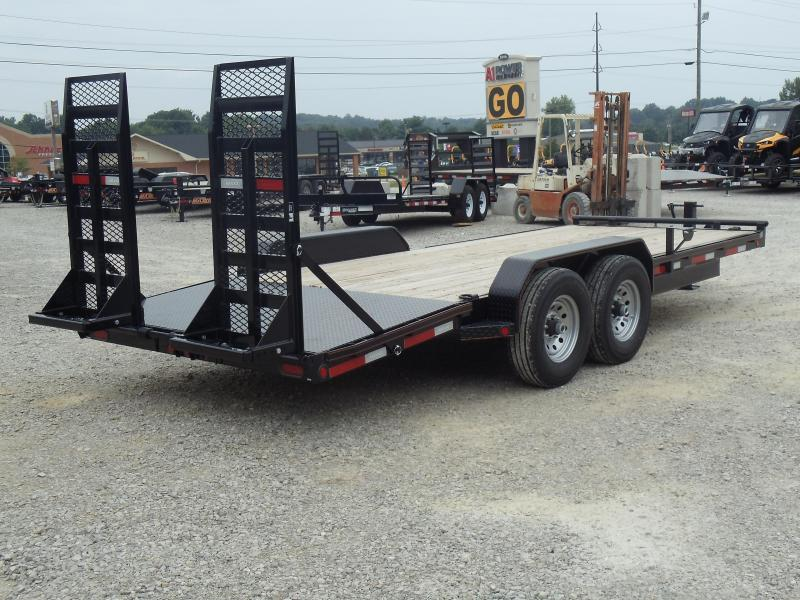 2017 Maxxd Trailers C6S 8320 Equipment Trailer