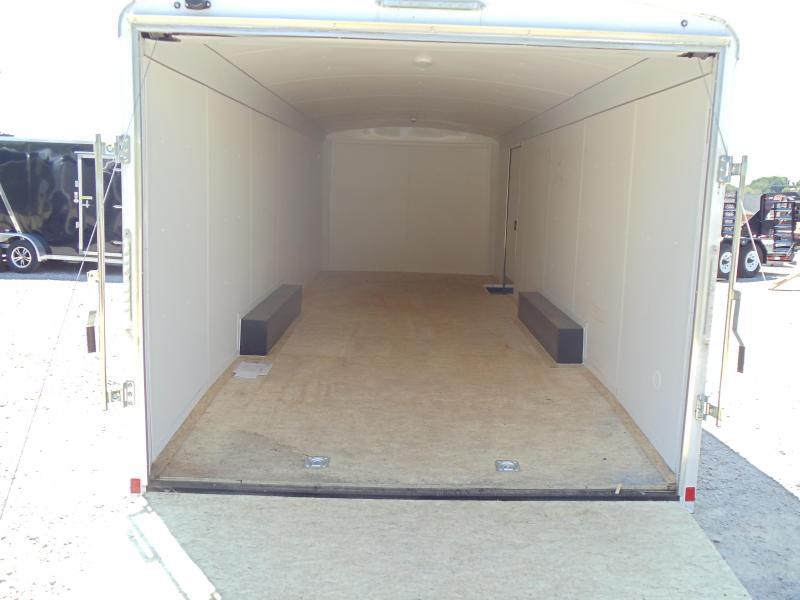 2016 Pace American CS8.5X24TE3 Enclosed Cargo Trailer